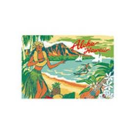 ◆プチプラ 【kahiko】ハワイアンポストカード その他6