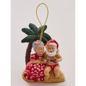 【kahiko】Hand Painted Christmas Ornament ハワイアンサンタクロース その他10