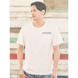 【Kahiko】MALIBU SHIRTS パターンTシャツ ホワイト