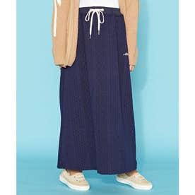 【Kahiko】ハニニロングスカート ネイビー