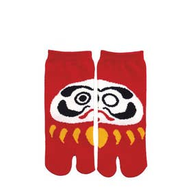 【カヤ】だるまチビ足袋型くつ下15~17cm その他10