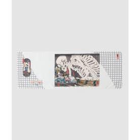 【カヤ】京都 山本仁商店 国芳の浮世絵 ふんわりてぬぐい がしゃどくろ その他