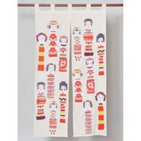 【カヤ】日本の民芸暖簾 その他1