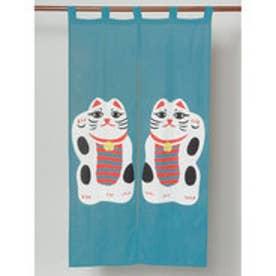 【カヤ】日本の民芸暖簾 その他3