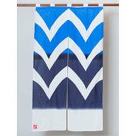 【カヤ】藍色小紋暖簾 その他3