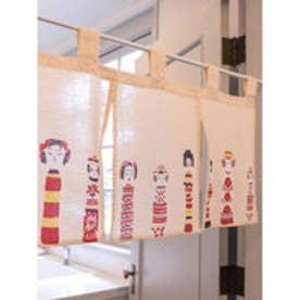 【カヤ】日本の民芸 ミニ暖簾 その他1