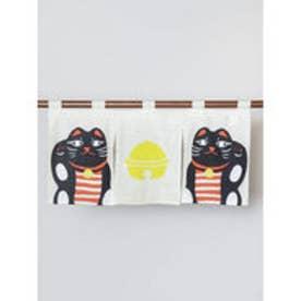 【カヤ】日本の民芸 ミニ暖簾 その他4