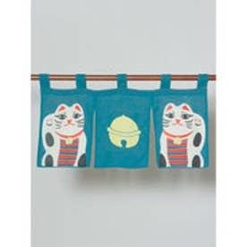 【カヤ】日本の民芸 ミニ暖簾 その他3