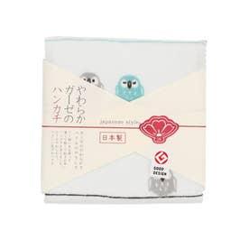 【カヤ】japanese style やわらかガーゼのハンカチ 和モダン その他1
