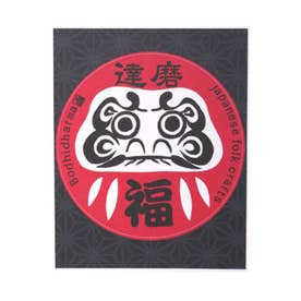 【カヤ】NIPPON STICKER 達磨(だるま) レッド