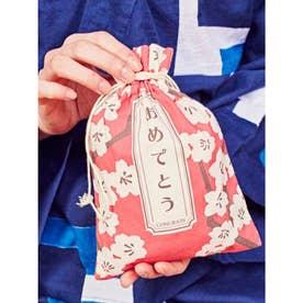【カヤ】感謝 華やか巾着袋 中 その他1