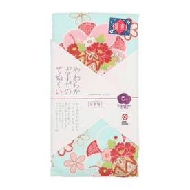 【カヤ】japanese style やわらかガーゼのてぬぐい 花てまり その他