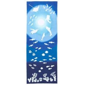 【カヤ】海の中手ぬぐい その他1