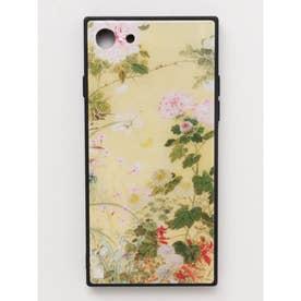 【カヤ】iPhone8/7兼用ガラス製スマホケース 和モダン柄スマホくるみ その他21