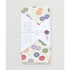 【カヤ】japanese style やわらかガーゼのてぬぐい 小紋菊 その他1