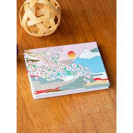 【カヤ】富士桜ご朱印帖 / 御朱印帳 ピンク