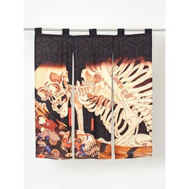 【カヤ】浮世絵 中暖簾 その他1