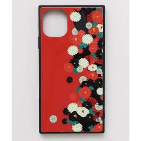 【カヤ】iPhone11 ガラス製スマホケース 和モダン柄スマホくるみ その他7