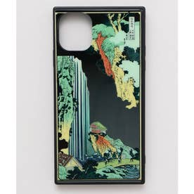 【カヤ】iPhone11 ガラス製スマホケース 和モダン柄スマホくるみ その他8