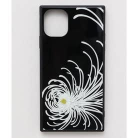 【カヤ】iPhone11 ガラス製スマホケース 和モダン柄スマホくるみ その他10