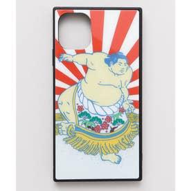 【カヤ】iPhone11 ガラス製スマホケース 和モダン柄スマホくるみ その他12