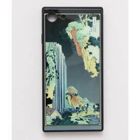 【カヤ】iPhone SE/8/7兼用ガラス製スマホケース 和モダン柄スマホくるみ その他23