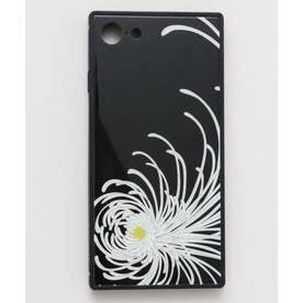 【カヤ】iPhone SE/8/7兼用ガラス製スマホケース 和モダン柄スマホくるみ その他25