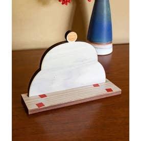 【カヤ】正月飾り 木の鏡餅 その他