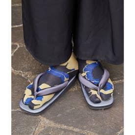 【カヤ】足袋型くつ下25-28cm 銀杏 その他