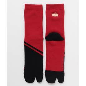 【カヤ】厚手足袋型くつ下25-28cm いなせ その他1