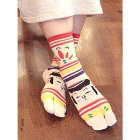 【カヤ】こけし足袋型くつ下23~25cm その他10
