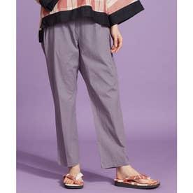 【カヤ】夕影色衣パンツ グレー