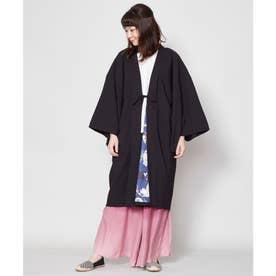 【カヤ】-MONOKOMO HAORI- ものころ羽織り ブラック