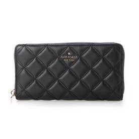 natalia large wallet (ブラック)