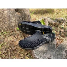 KEEN/ UNEEK II SLIDE ユニークツースライド  スポーツサンダル 1022399 (ブラック×ブラック)