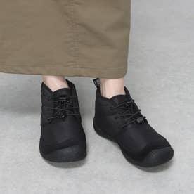 ハウザー  チャッカ ブーツ キャンプ アウトドア 撥水 1023818 ブラック