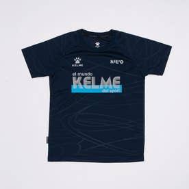 ジュニア サッカー/フットサル 半袖シャツ JrTシャツ KA21S635J (ネイビー)
