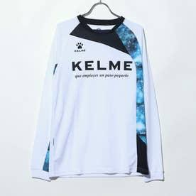 メンズ サッカー/フットサル 長袖シャツ ロングプラクティスシャツ KA20F652