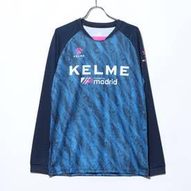 メンズ サッカー/フットサル 長袖シャツ ロングプラクティスシャツ KC20F170