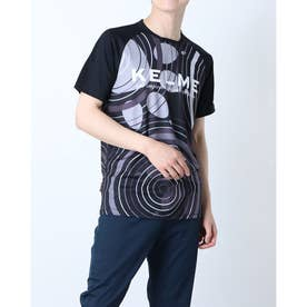 メンズ サッカー/フットサル 半袖シャツ プラクティスシャツ KA21S633 (ブラック)