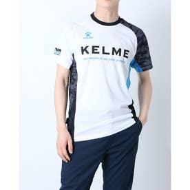 メンズ サッカー/フットサル 半袖シャツ プラクティスシャツ KA21S631 (ホワイト)