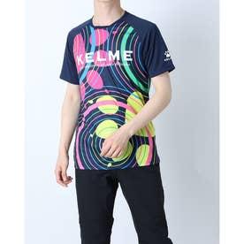 メンズ サッカー/フットサル 半袖シャツ プラクティスシャツ KA21S633 (ネイビー)