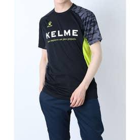 メンズ サッカー/フットサル 半袖シャツ プラクティスシャツ KA21S631 (ブラック)