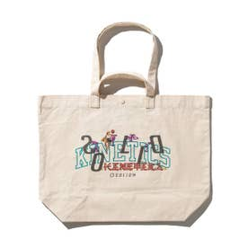 SOLID x ICONIC TOTE BAG (NATURAL)