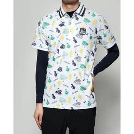 メンズ ゴルフ セットシャツ KM-1L1549RYP