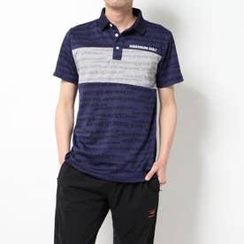 メンズ ゴルフ 半袖シャツ KM-1H1020P