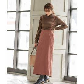 キャミサロペットスカート [E2604] (ブラウン)