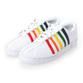 CLASSIC 88 (White/Rainbow)
