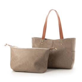 Bag in Bag仕様3wayトートバック(オーク)