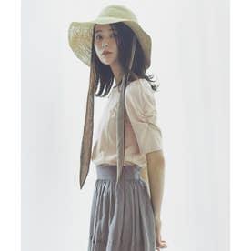 【洗える】コットンフォルム Tシャツ (ピンク系)